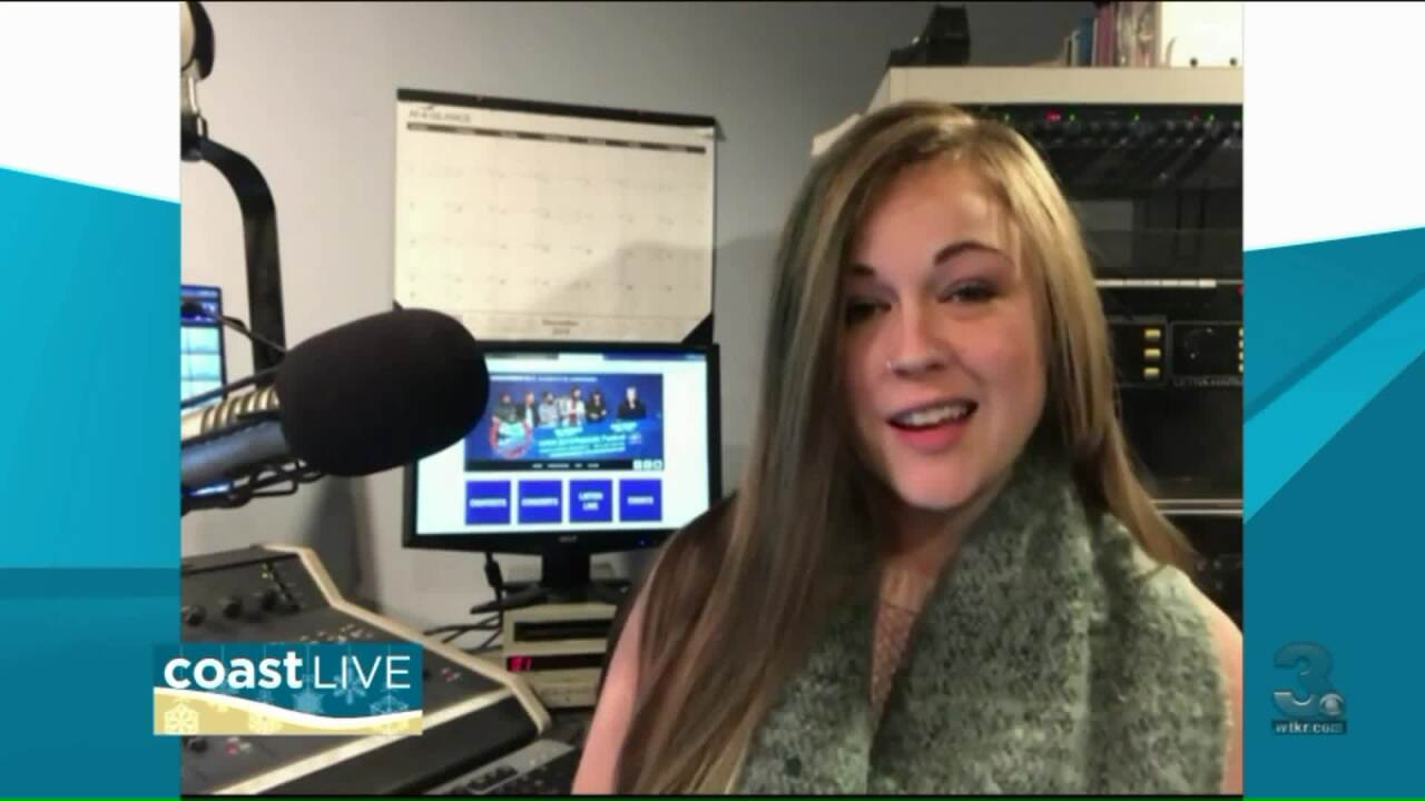 Crumpet the Elf from The Santaland Diaries joins us on CoastLive