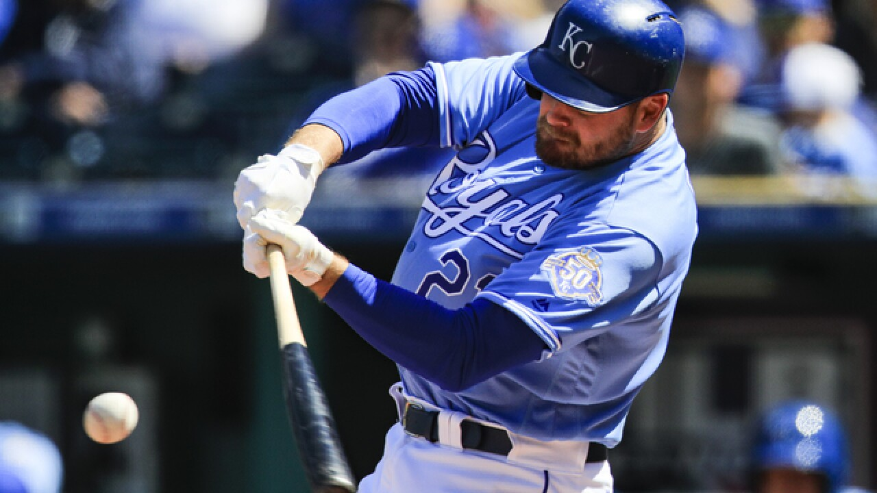 Royals hit three homers in win over Tigers