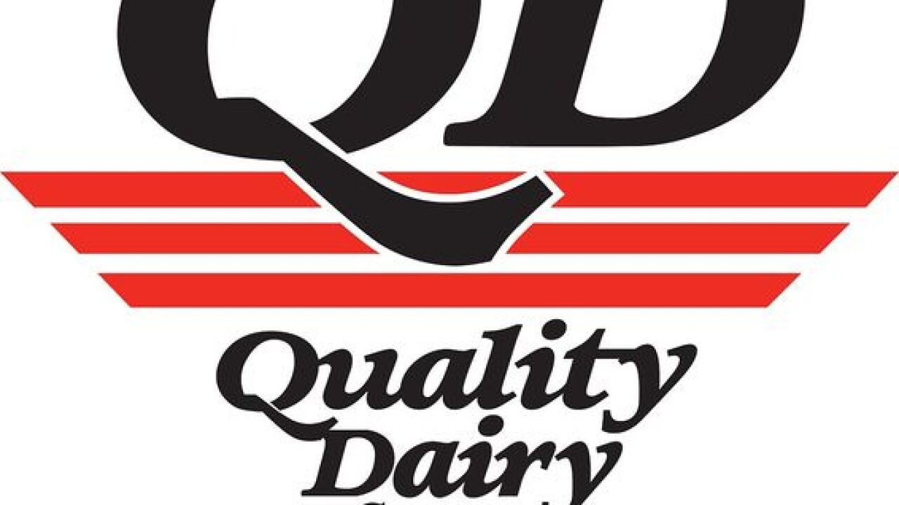 Quality Dairy Shows Some Love to Greater Lansing's First Responders