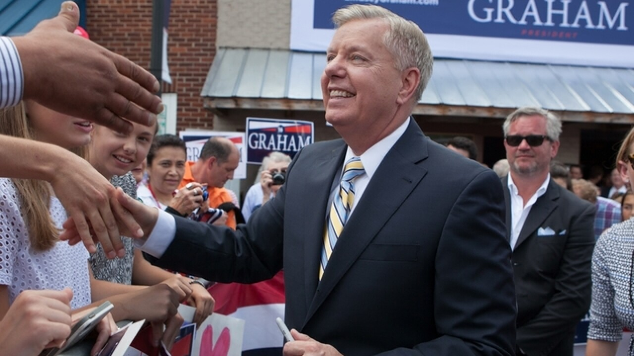 Graham blasts Trump after latest voter fraud claim