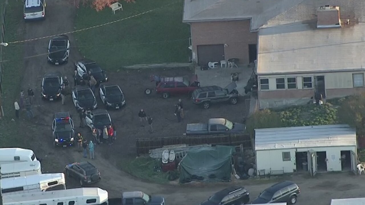 SWAT raids 'problem house' in Littleton