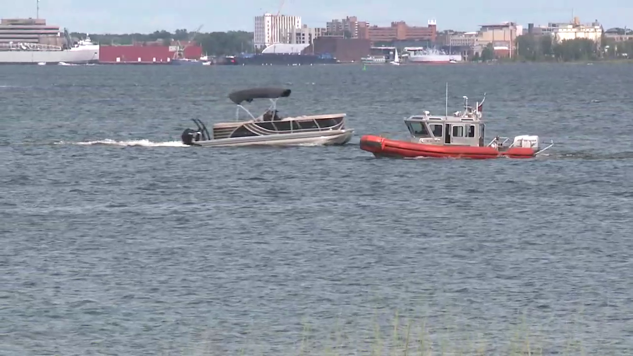 Muskegon Water Rescue