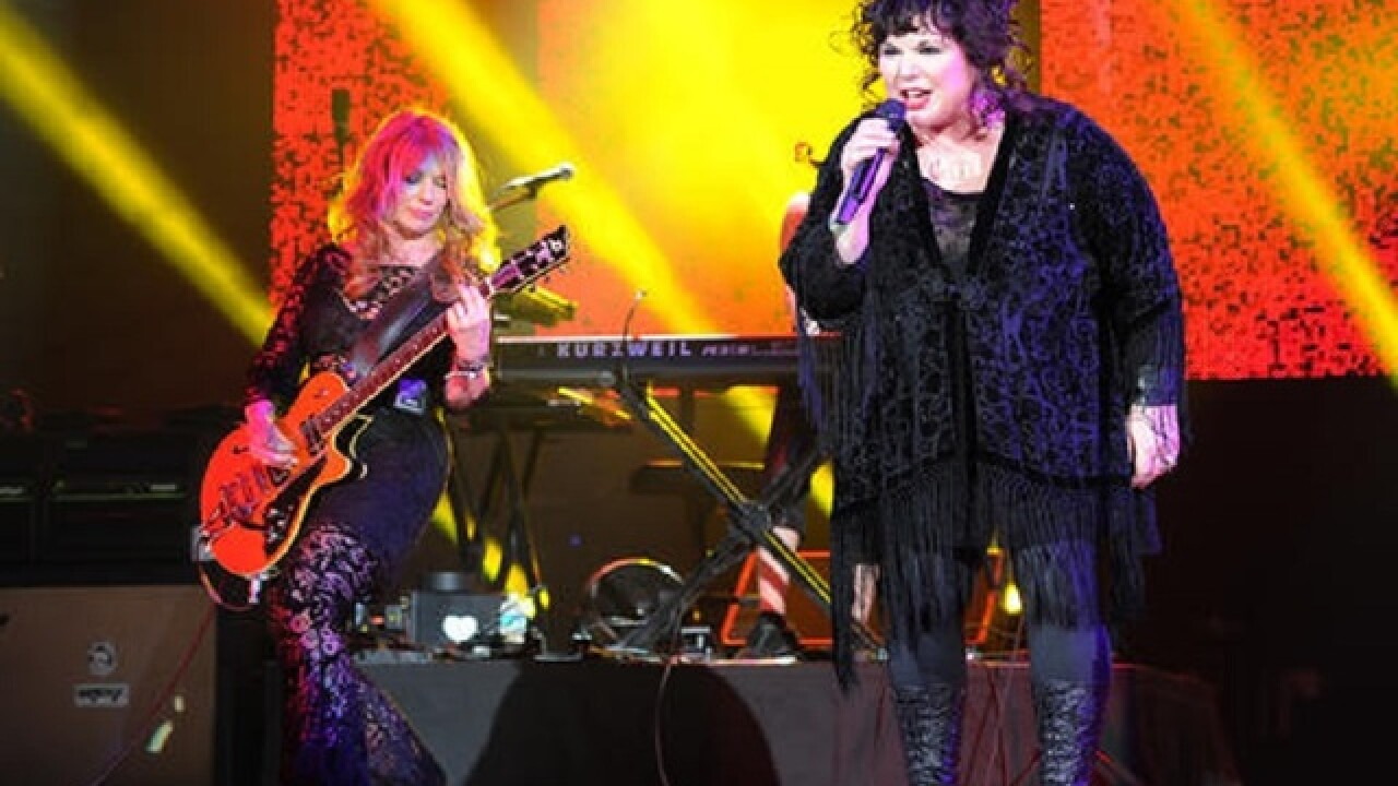 Husband of Ann Wilson, Heart Singer, arrested for assault