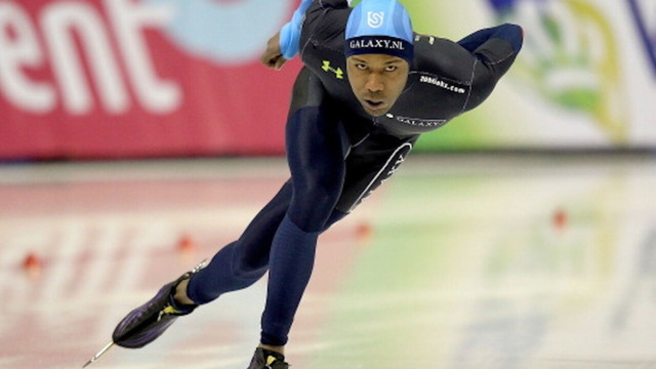 Shani Davis: American speedskater upset he won't flag-bearer during Opening Ceremony