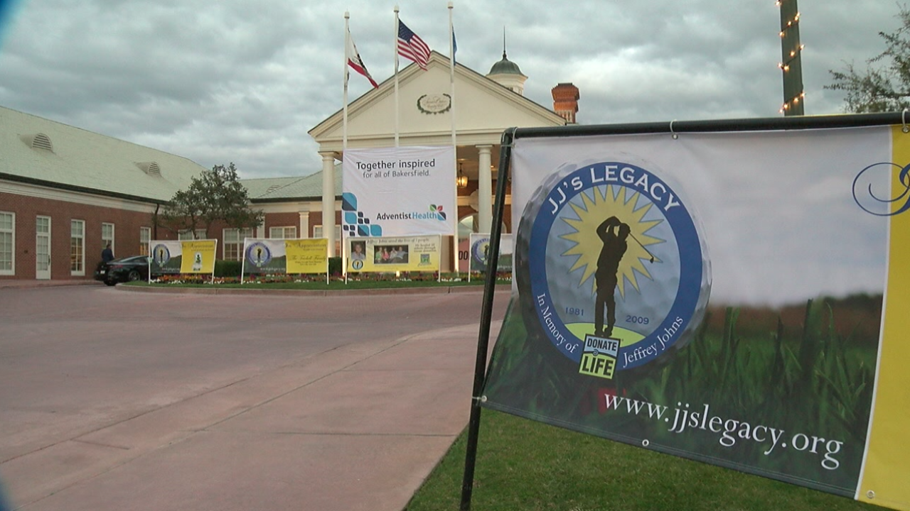 JJ's Legacy Dinner and Golf Tournament