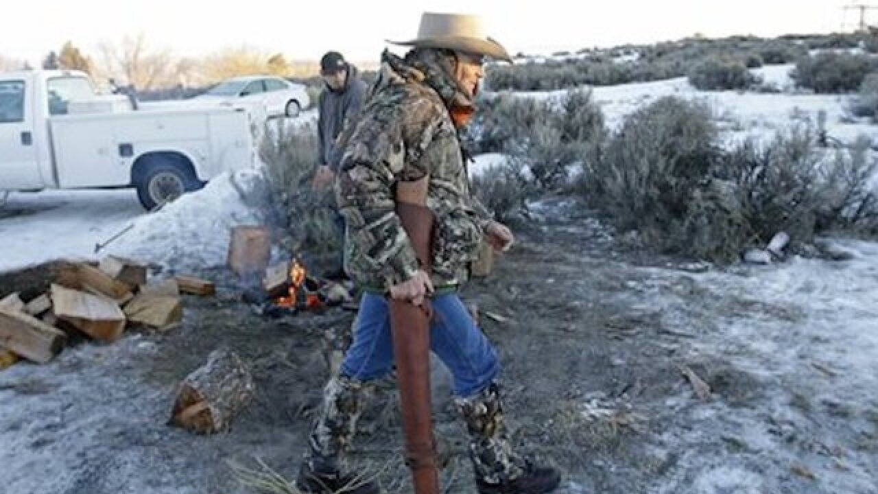 FBI agents investigated over Oregon standoff