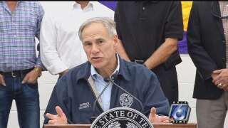 WATCH LIVE: Gov. Abbott's press conference from Austin