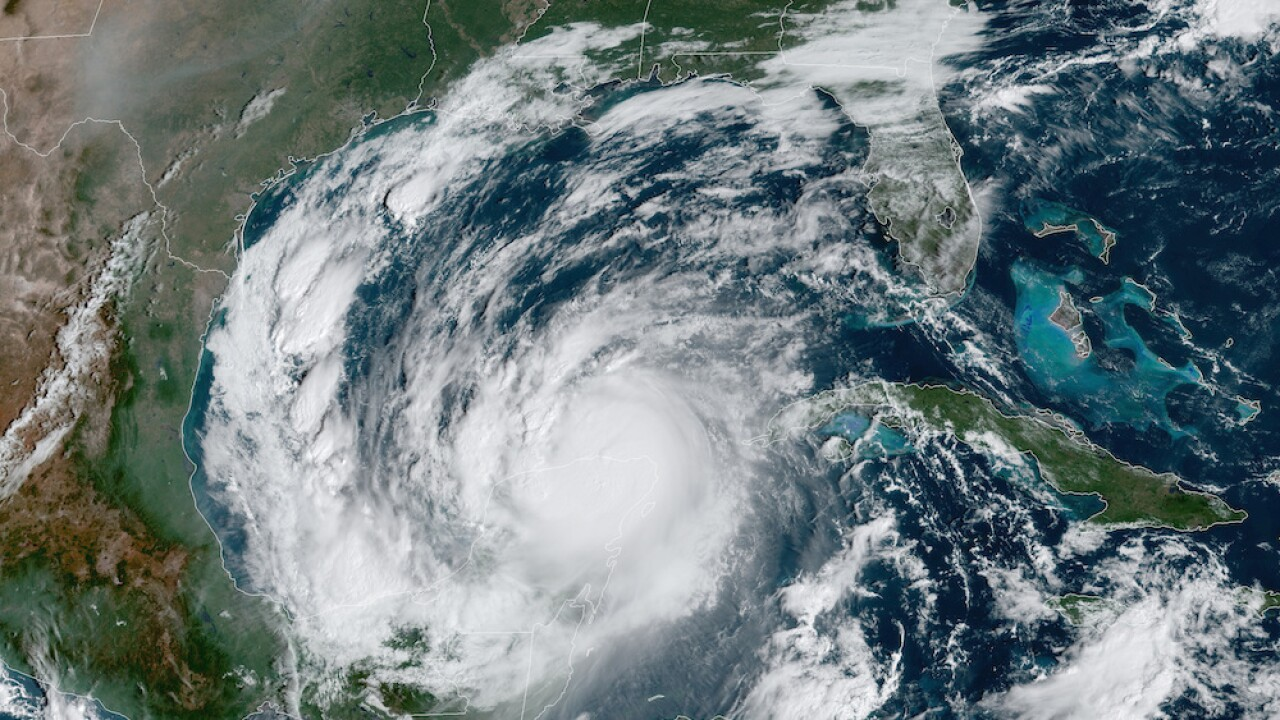 Hurricane Delta expected to strengthen before reaching Louisiana coast on Friday