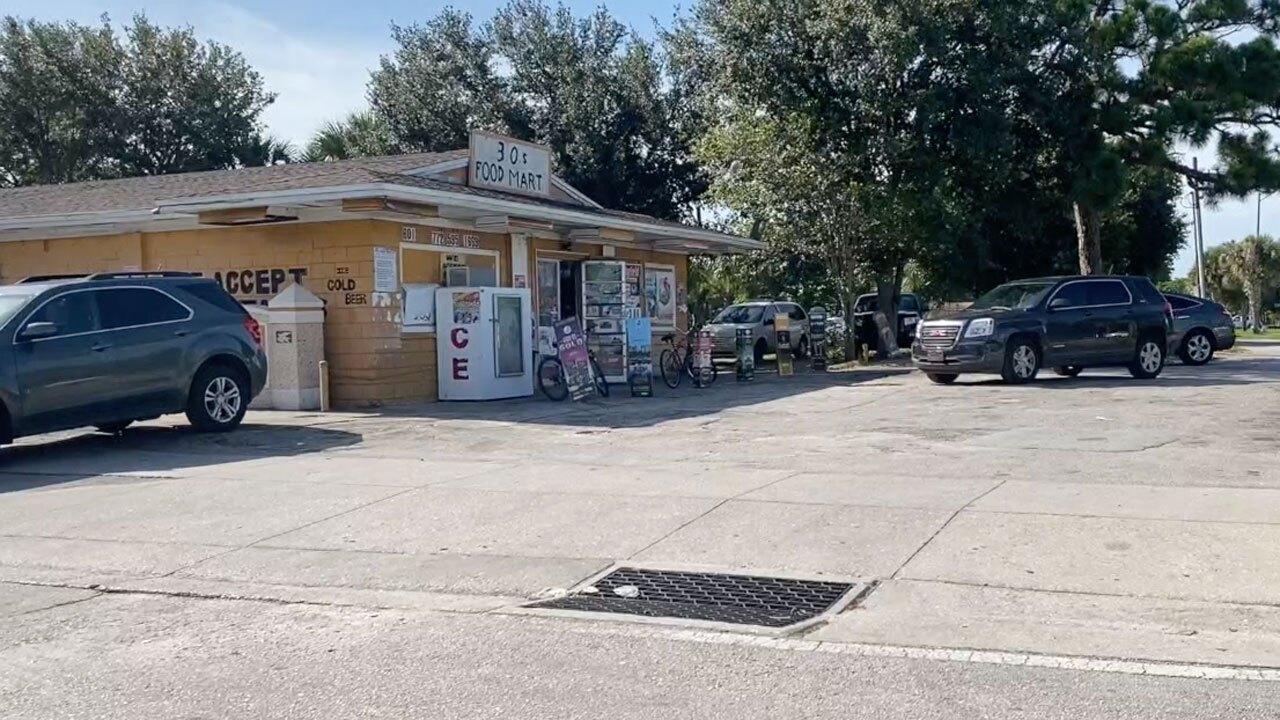 Food mart shooting in Fort Pierce on July 14, 2021
