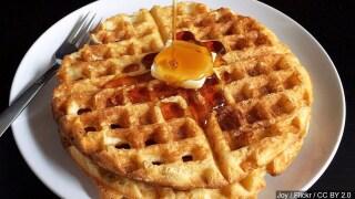 Fannin Elementary School All-You-Can-Eat Waffle Breakfast