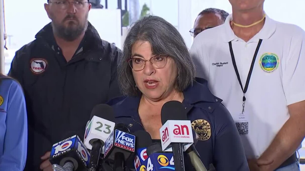 Miami-Dade County Mayor Daniella Levine Cava speaks at a news conference on July 12, 2021.jpg