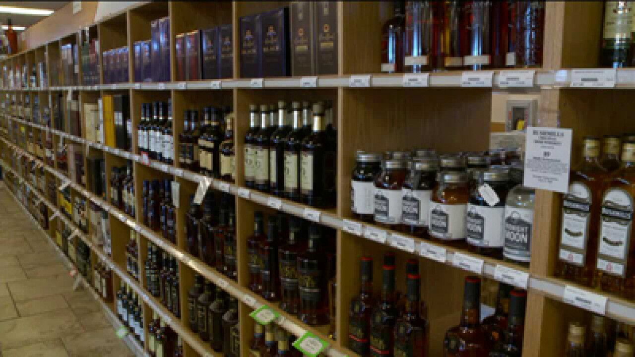 DABC to close two liquor stores after employee tests positive for COVID-19