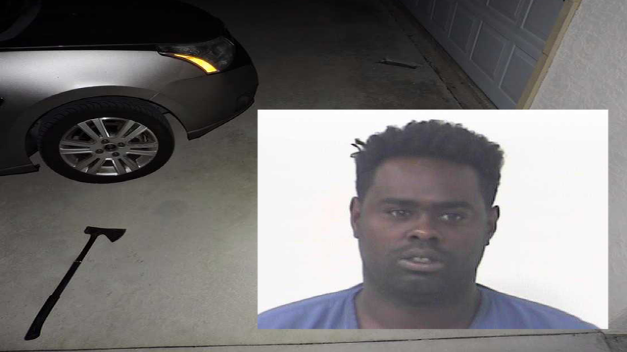 Cops: Man attacked by houseguest during Irma