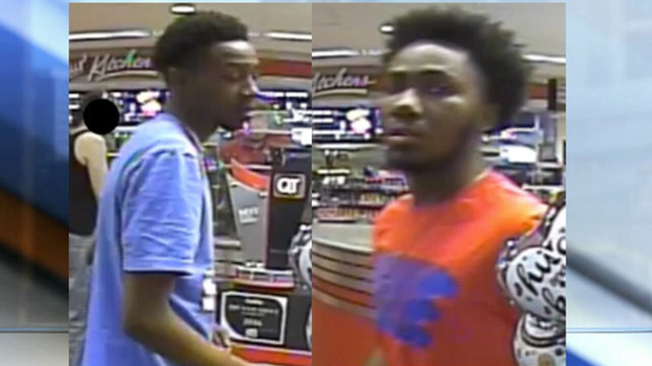 Police looking for two suspects after shooting at QuikTrip