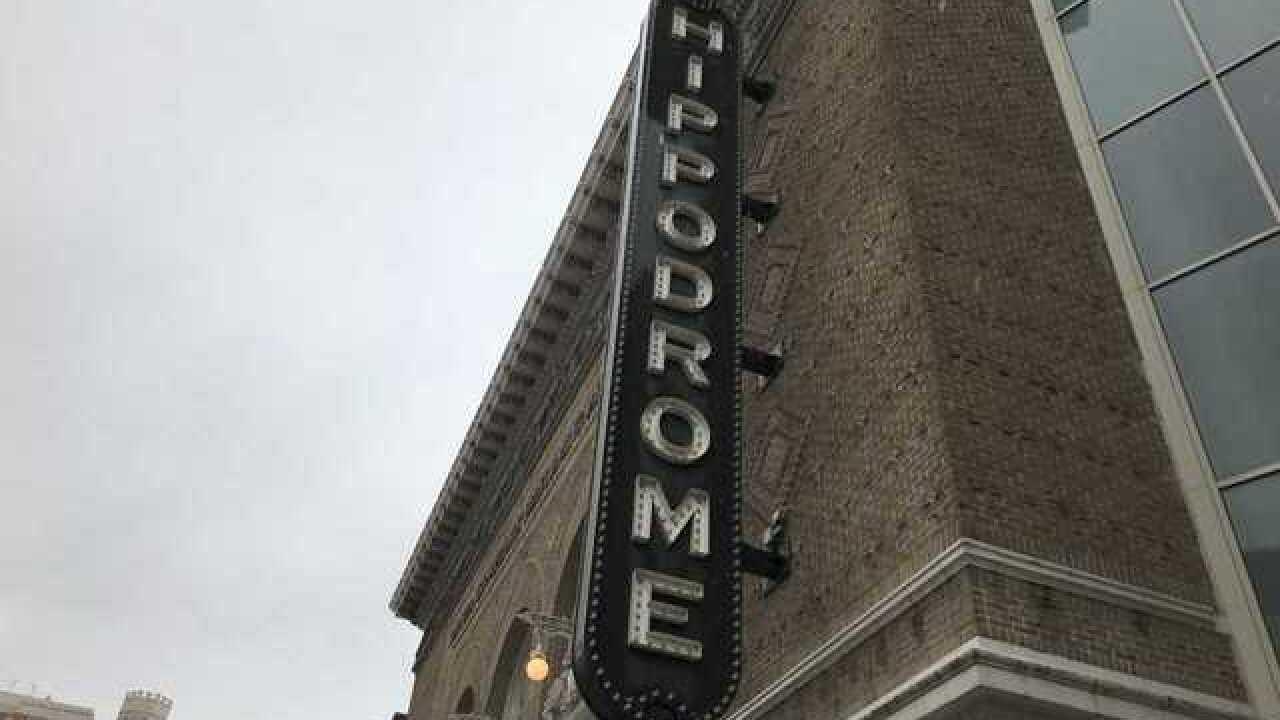 Man shouts anti-Semitic slur at Hippodrome