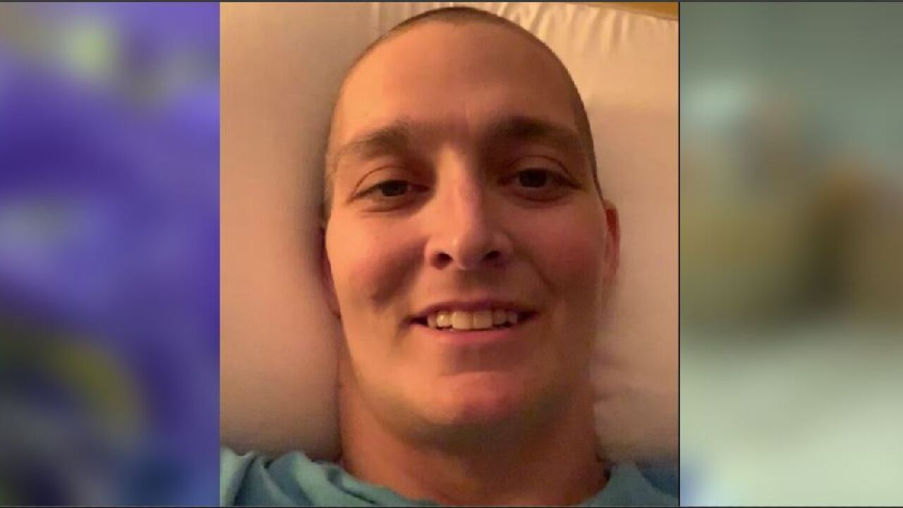 This cancer warrior has one final message: 'Love each other, life isshort'