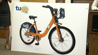 Tucson installs first of TuGo bike share stations