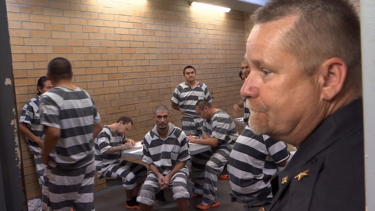 Prior to escape, Big Horn County officials voiced safety concerns regarding overcrowding jail