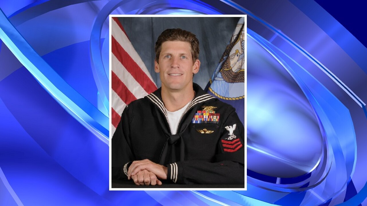 Navy SEAL killed in action posthumously awarded Silver Star, Purple Heart