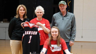 Dawson CC women's basketball signs Hobson-Moore-Judith Gap standout