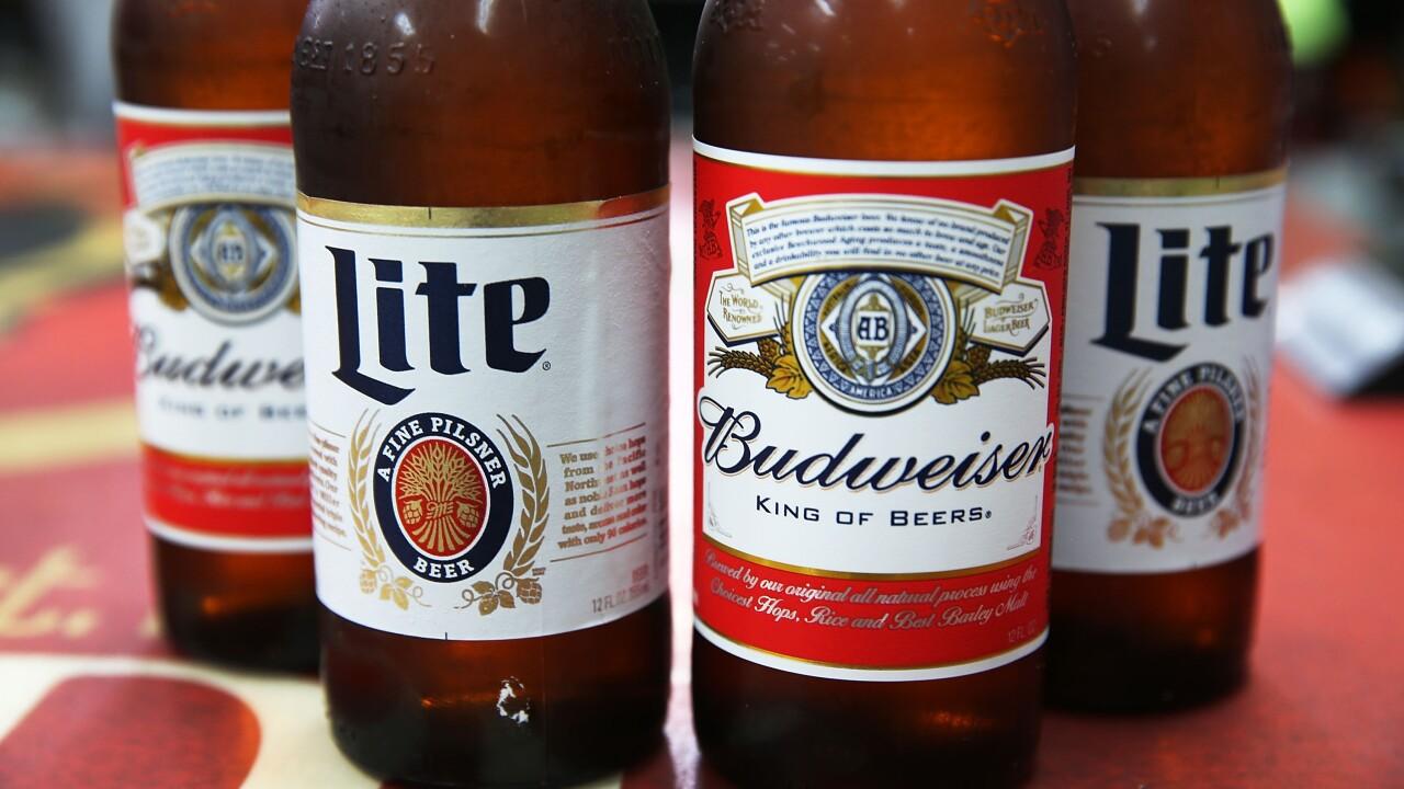 Global Beer Maker Anheuser-Busch InBev Makes Takeover Bid For Rival Miller