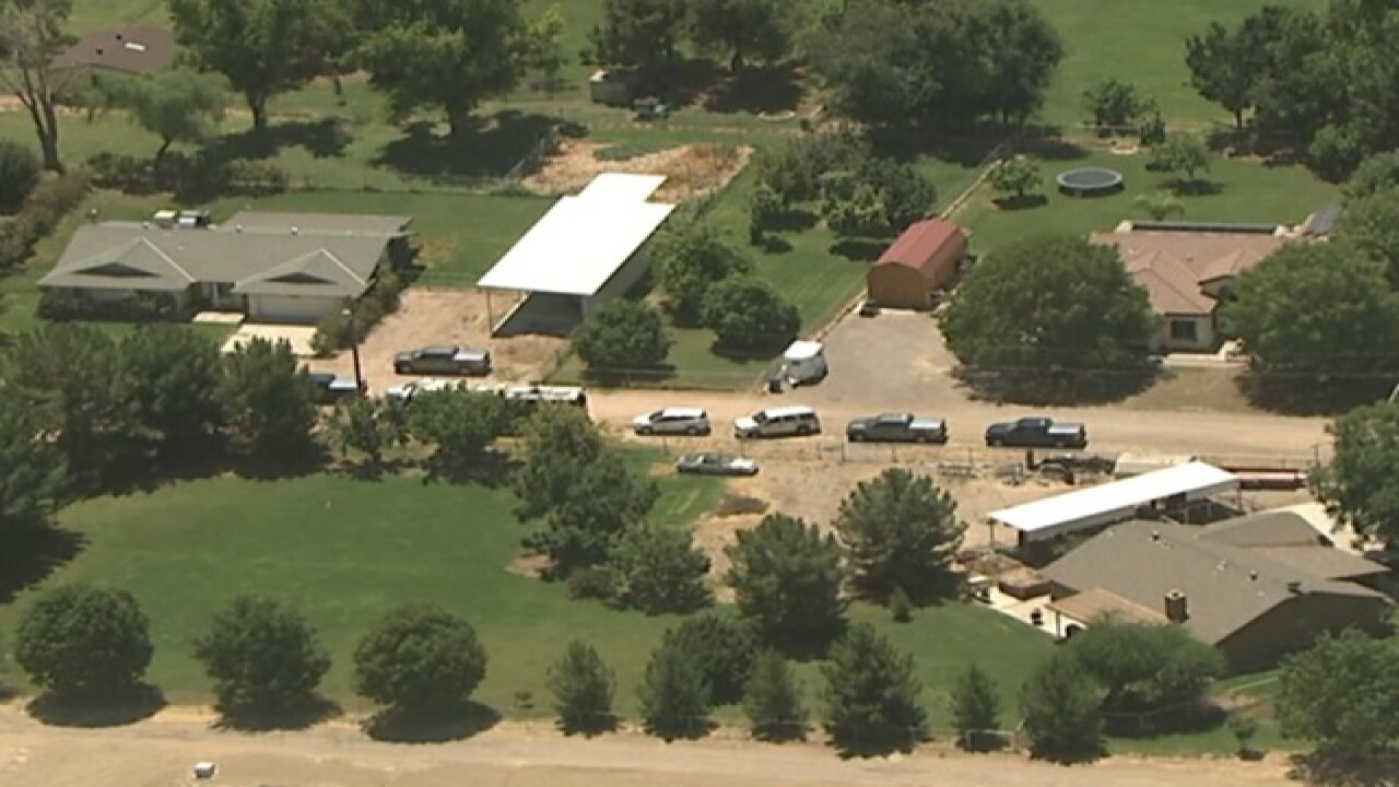 MCSO: Multiple dead bodies found inside home