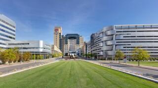 University Hospitals Cleveland Medical Center.