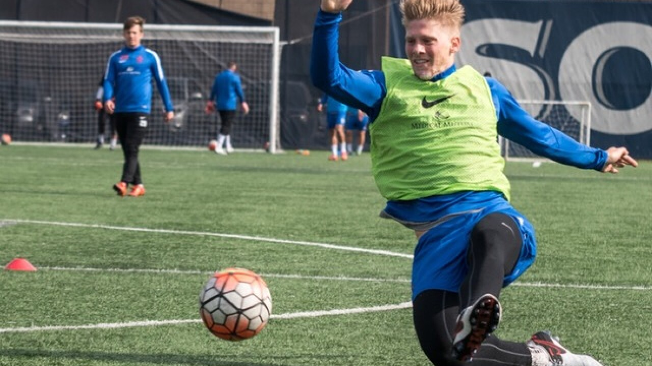 PHOTOS: FC Cincinnati gears up for first season