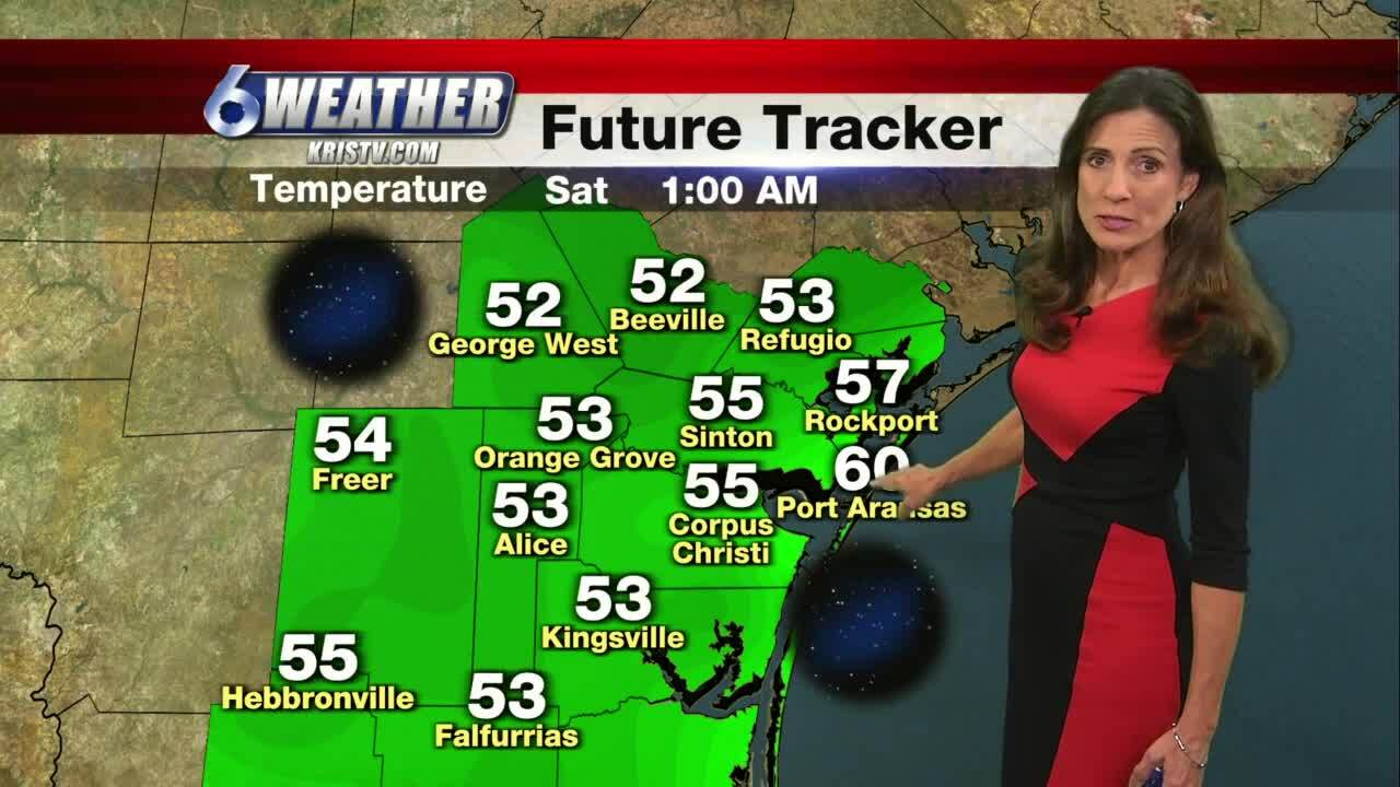 Sharon Ray's weather for March 19, 2021