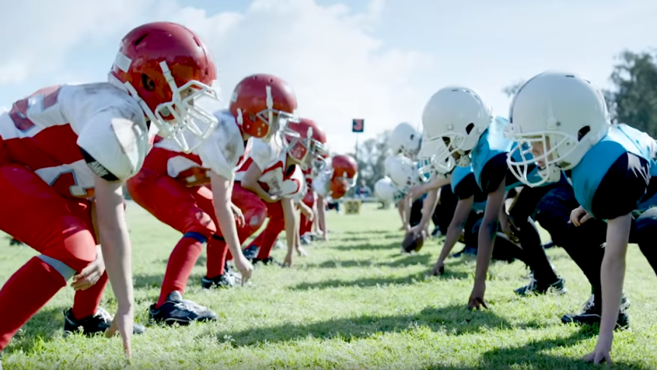 New PSA warns parents to avoid youth tackle football by comparing it to smoking