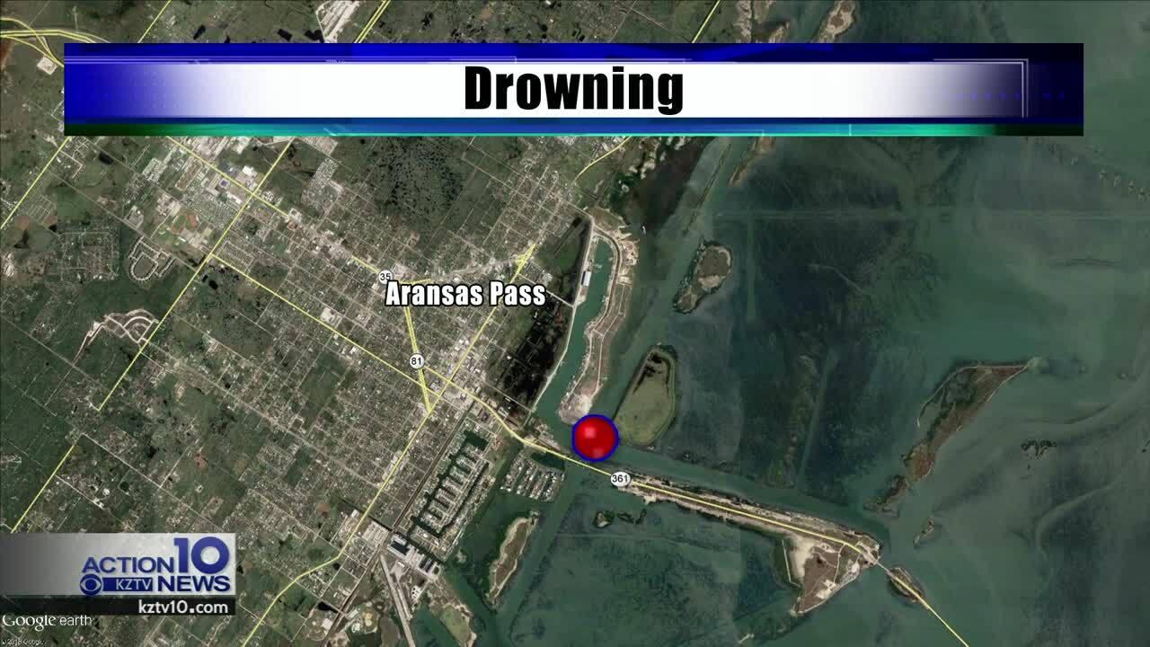 70-year-old man drowns at Aransas Pass