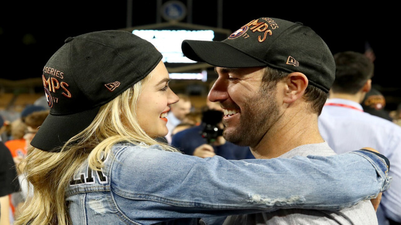 Justin Verlander, Kate Upton marry in Italy