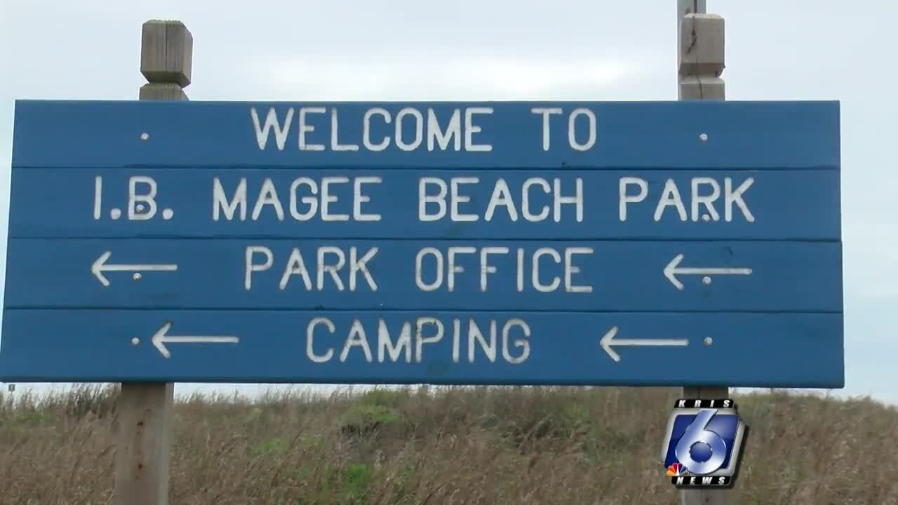 I.B. Magee Park renovation nearing completion