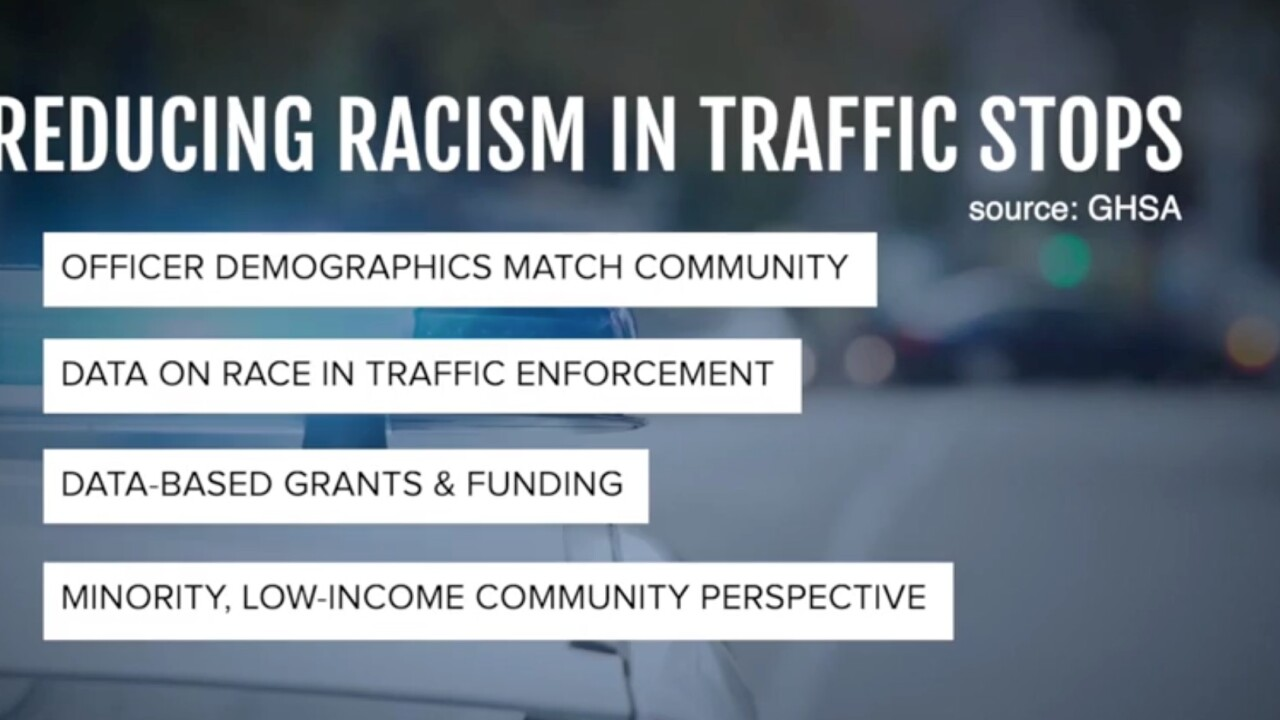 Highway safety association explains how to reduce racism during traffic stops