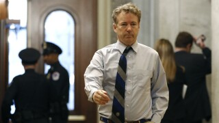 Sen. Rand Paul defends not quarantining while awaiting results of COVID-19 test