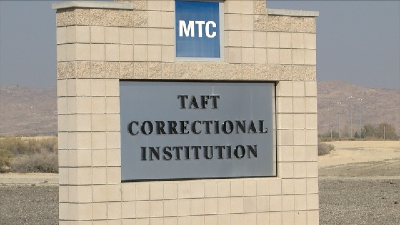 Taft prison inmate escapes don't worry residents