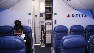 Virus Outbreak Airline Survival