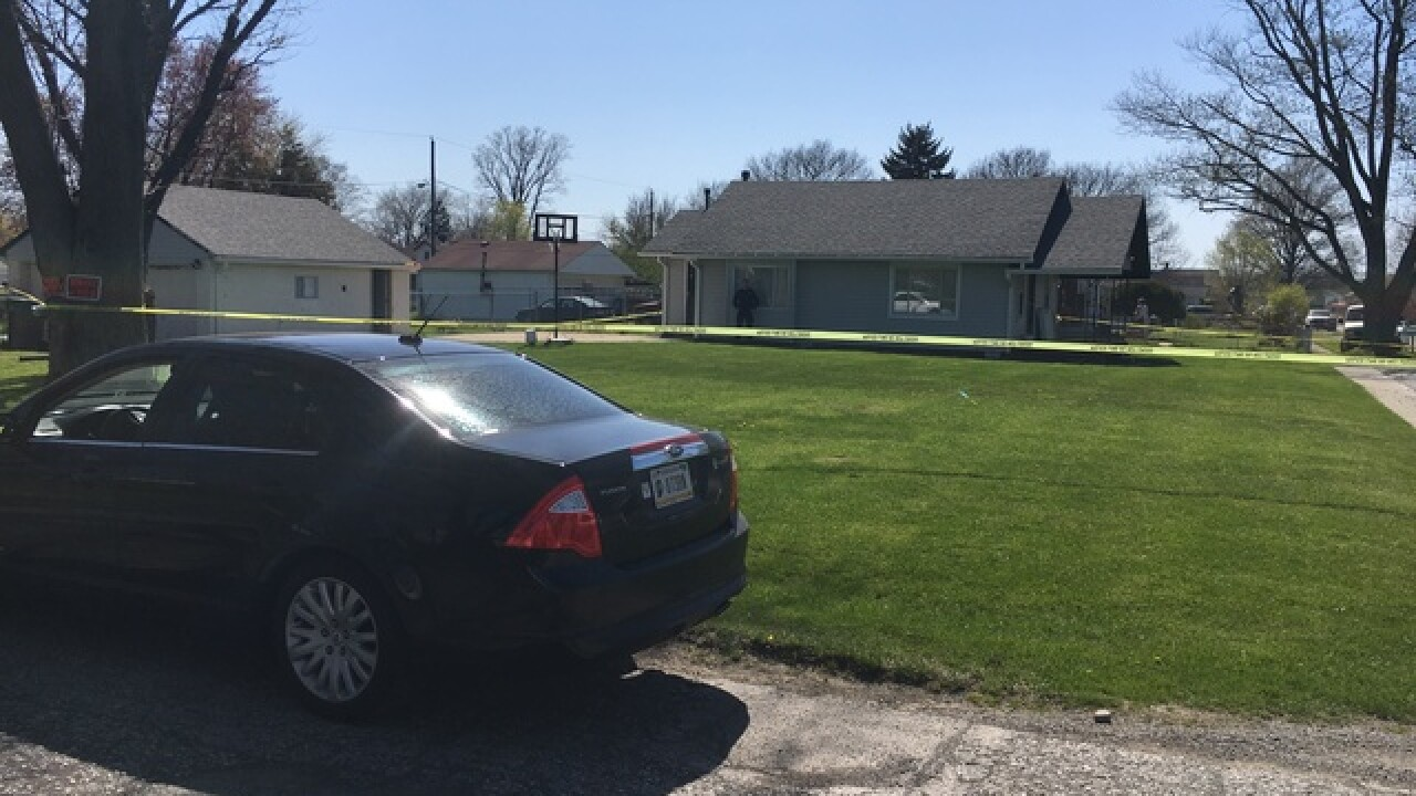 Body found inside home on Indy's southeast side
