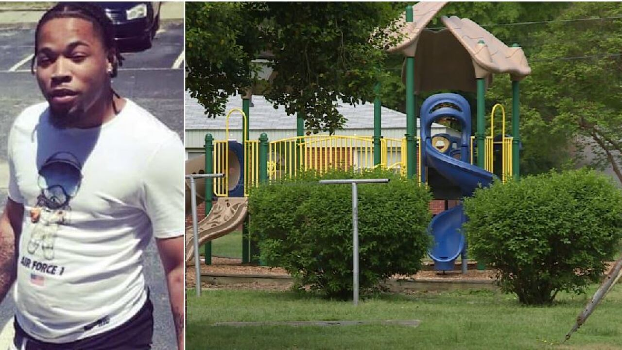Man killed at Hopewell playground: 'I'm going to miss my brother'