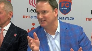 Here's how much FC Cincinnati owners, family gave to Cranley, commission members ahead of election