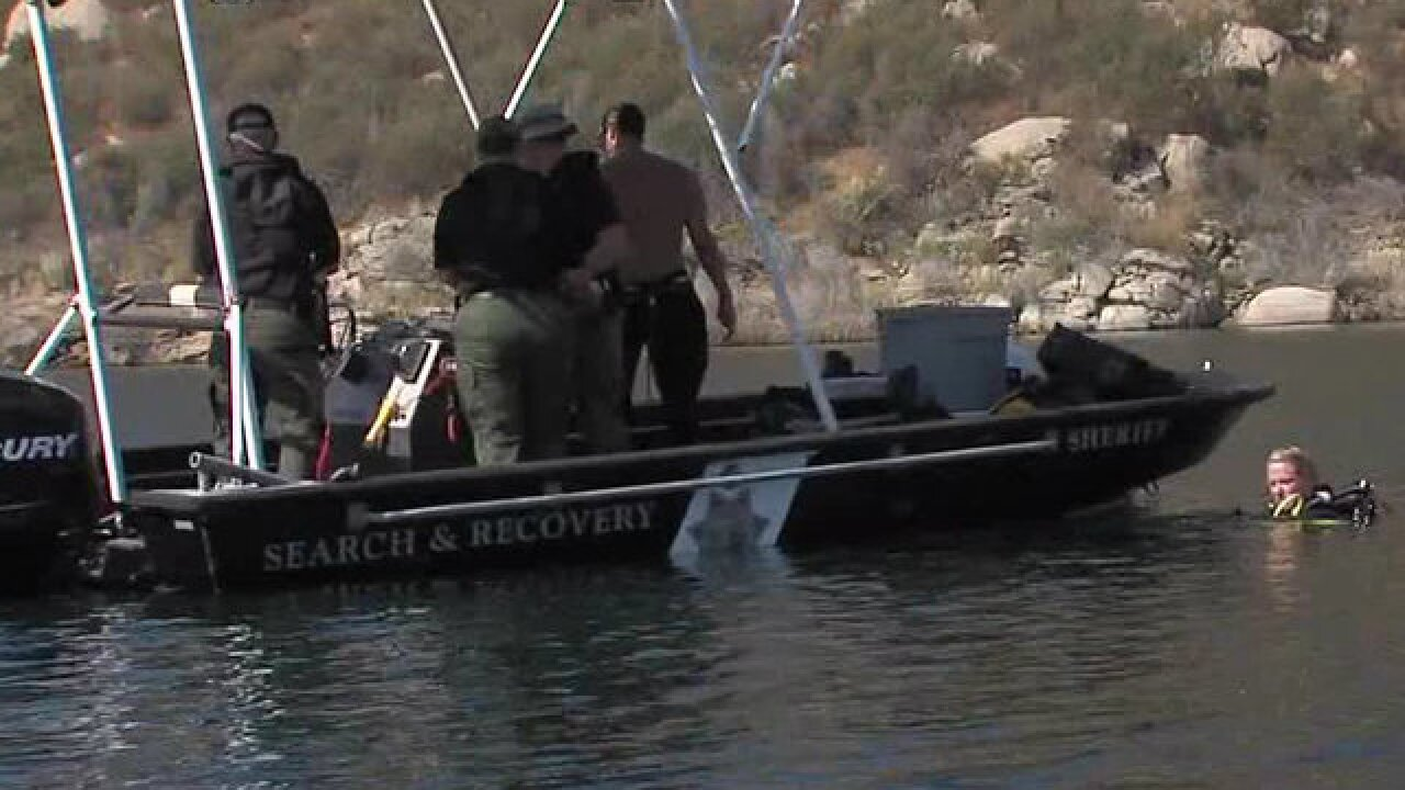 12-year-old girl found in San Vicente Reservoir in Lakeside identified