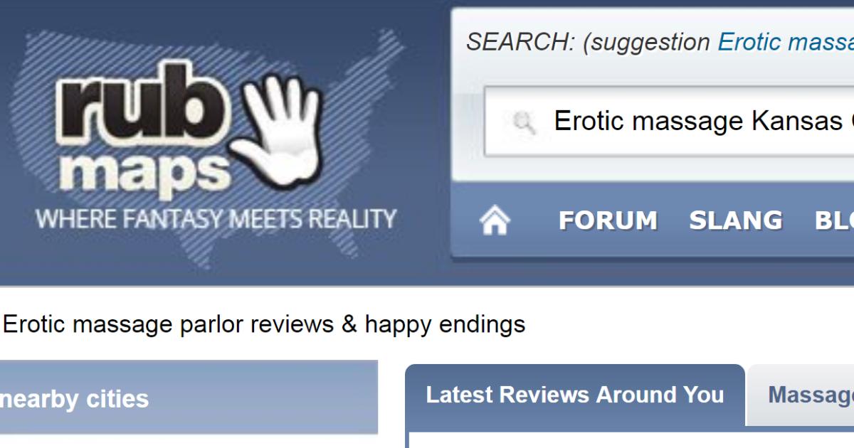Rubmaps.com happy ending massage