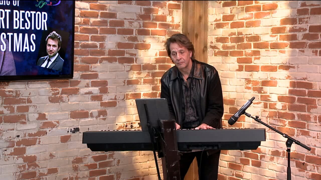This is the 32nd year Kurt Bestor has been entertaining Utah audiences for theholidays