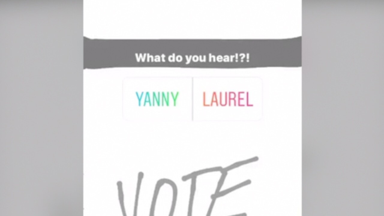 Yanny or Laurel: What do you hear in this audio recording?