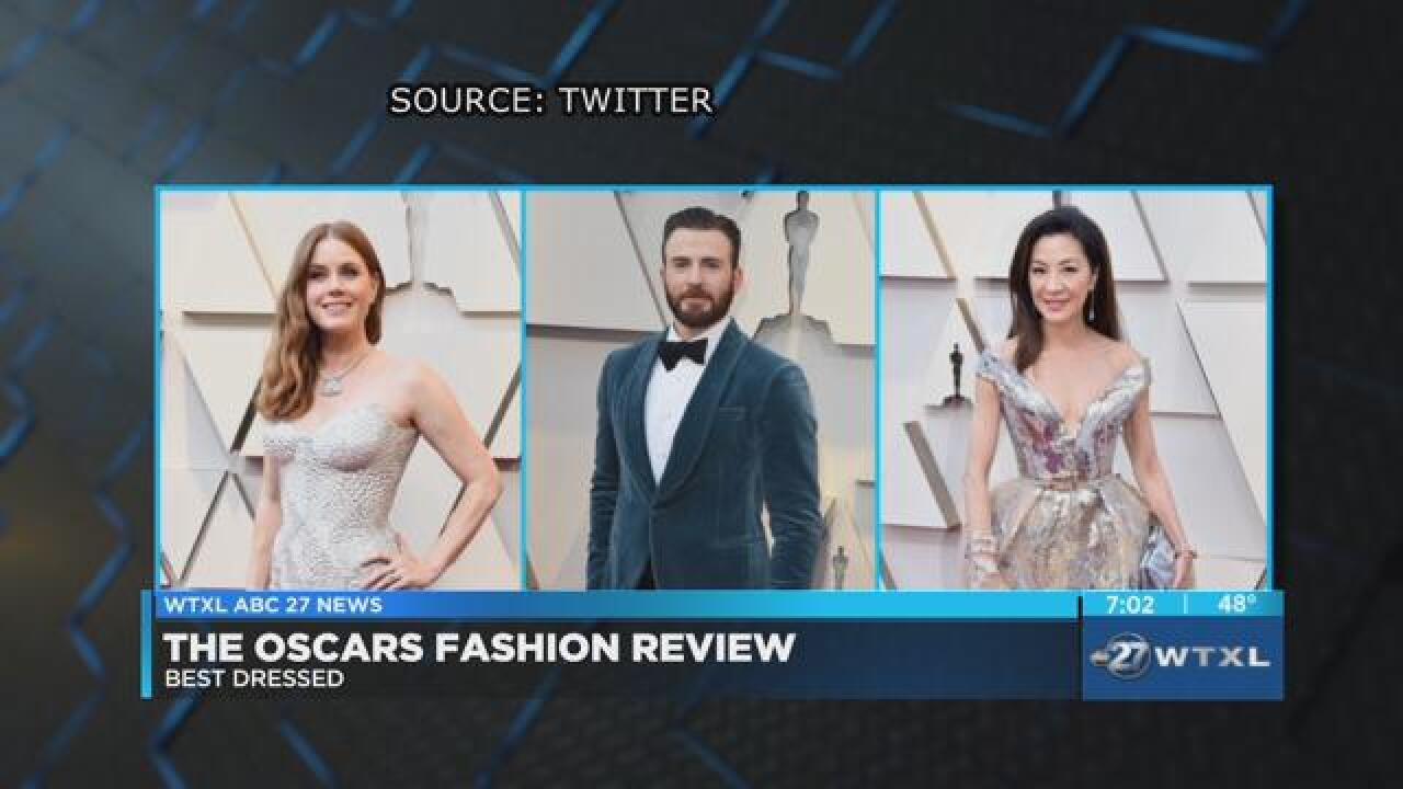 SECOND CUP: Oscars 2019 fashion review
