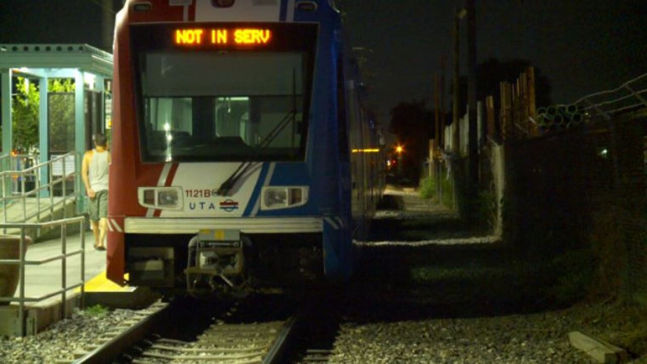UTA releases identity of woman hit, killed by TRAX train