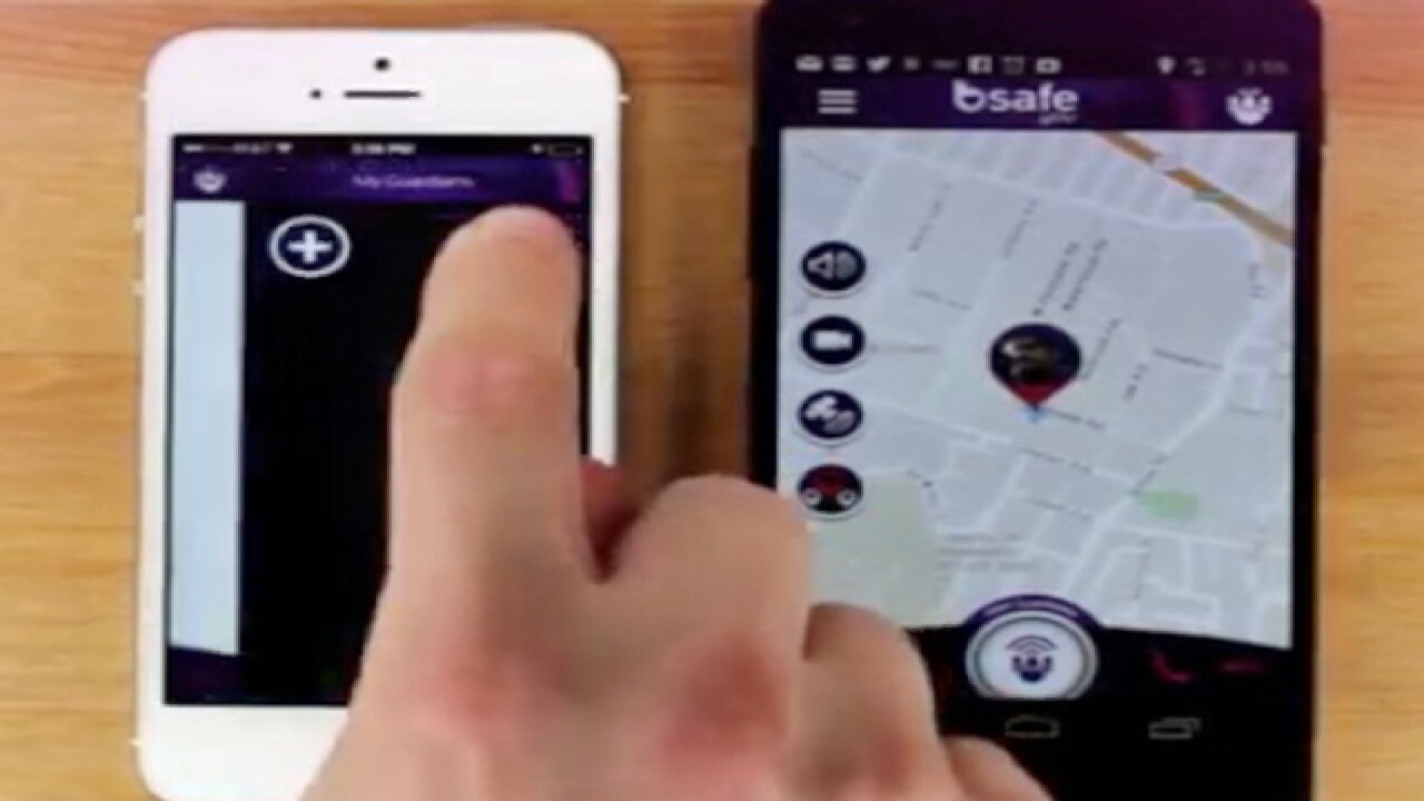 Smartphone apps that might outsmart the bad guys