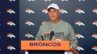 Denver Broncos cut roster to 53 players