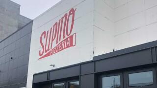 Supino Pizza New Center