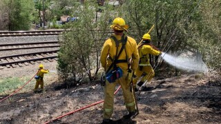 Fire put out on South Nevada Avenue.jpg